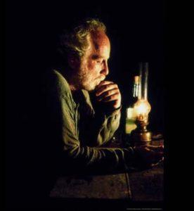 film il vecchio che leggeva romanzi d'amore - dal romanzo di Luis Sepulveda