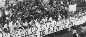 Le madri de Plaza de Mayo