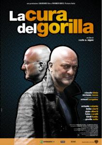 La cura del gorilla, film con Claudio Bisio